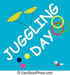 Juggling Day