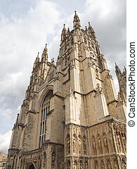 Canterbury Cathedral - The Canterbury Cathedral in Kent ...