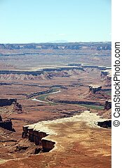 The Canyon lands - The Canyonlands. Canyonlands National ...