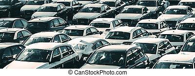 the car dealer centre