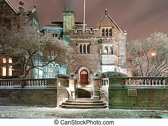 The Castle at Boston University