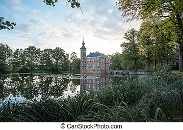 The castle bouvigne