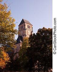 The Castle Church in Chemnitz-4