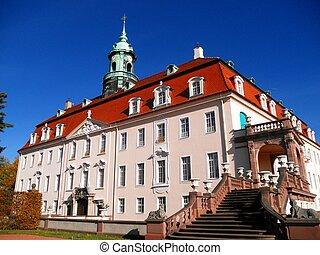 The Castle Lichtenwalde