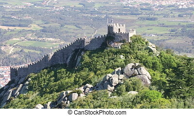 The Castle of the Moors is a hilltop medieval castle located...