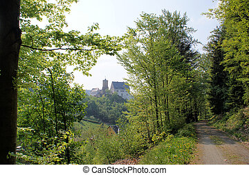 The Castle Scharfenstein