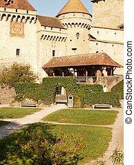 The castle Shillon