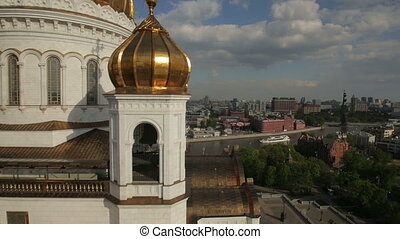 the Cathedral of Christ the Savior