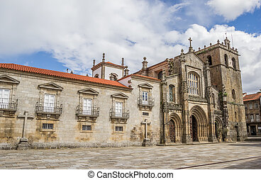 The Cathedral of Our Lady of the Assumption in Lamego