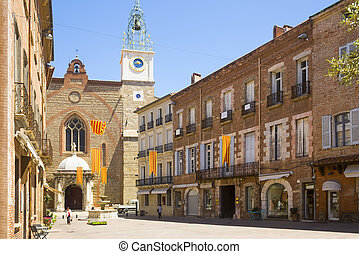 The Catholic Church of Sant John the Baptist