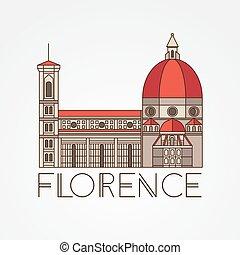 The Cattedrale di Santa Maria del Fiore - The symbol of...