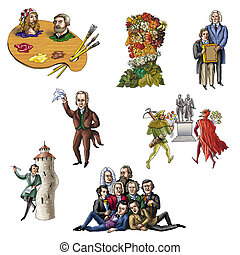 The celebrities of Germany_2 - The celebrated people of...