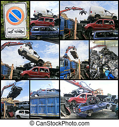 The cemetery of cars