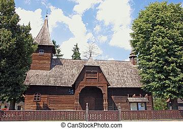 The chapel of St. Barbara