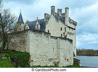The Chateau de Montsoreau, France.
