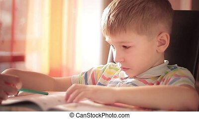 the child does not want to learn to read 1