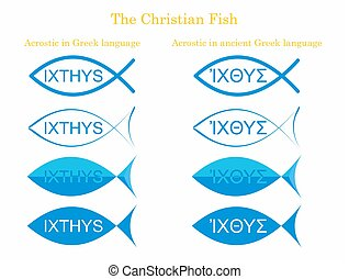 The Christian Fish.
