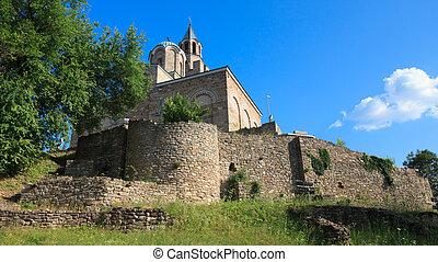 The Church at Tsarevets