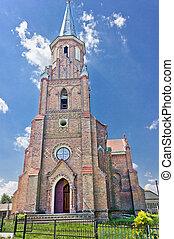 The Church in Stoyanov, Ukraine