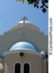 The church of Agia Paraskevi in Kos town