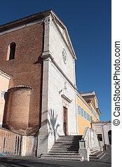 The Church of San Pietro in Montorio