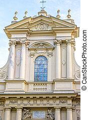 The church of Santa Margherita d'Antiochia