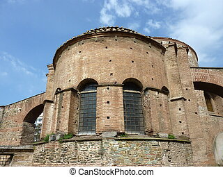 "The Church of the Rotunda in Salonica, aka ""Tomb of..."