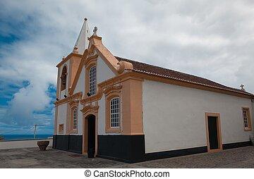 The church on the coast