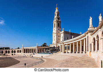 The Church - The magnificent cathedral complex and the...