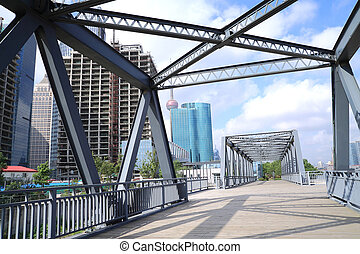 The city of Iron Bridge