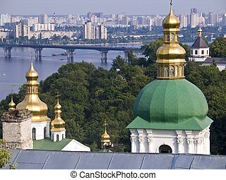 the city of Kiev, Ucraine, East Europe - Kiev, Ucraine