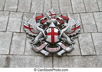 The City of London Crest