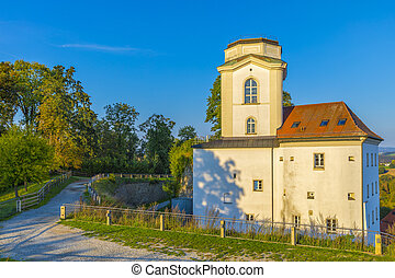 The City of Passau in bavaria