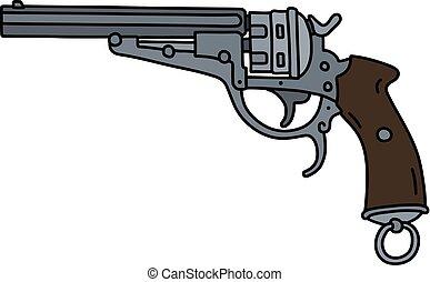 The classic revolver