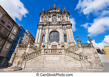 The Clerigos Church (Igreja dos Clerigos) is a Baroque...