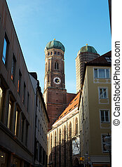St Peters Church - The clock towers of St Peters Church (...