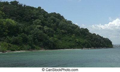 The coastline of Varna. Bulgaria. - The coastline of Varna....