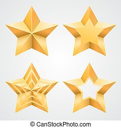 The collection of stars