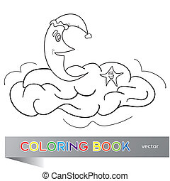 The coloring book for children