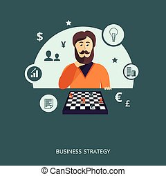 The concept of business strategy