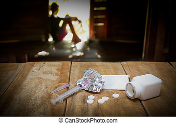 The concept of drug problems in youth.