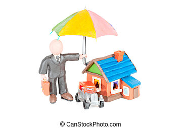 The concept of property insurance