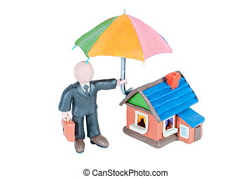 The concept of real estate insuranc