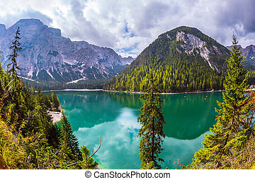 South Tyrol, Italy - The concept of walking and eco-tourism....