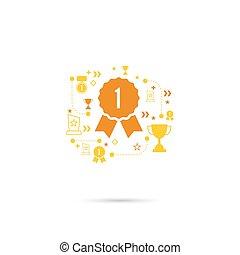 The concept of  winner