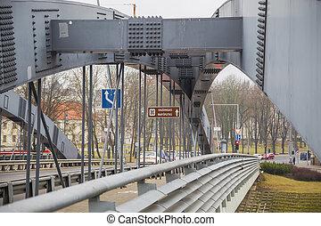 bridge of King Mindaugas