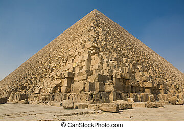 The corner of Giza