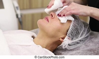 Preparation of the person for SPA procedures. - The...