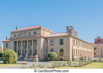 The Court of Appeal in Bloemfontein
