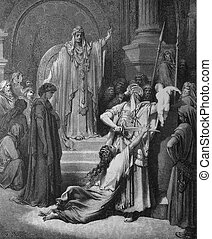 The court of Solomon